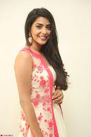 Aishwarya Lekshmi looks stunning in sleeveless deep neck gown with transparent Ethnic jacket ~  Exclusive Celebrities Galleries 123.JPG