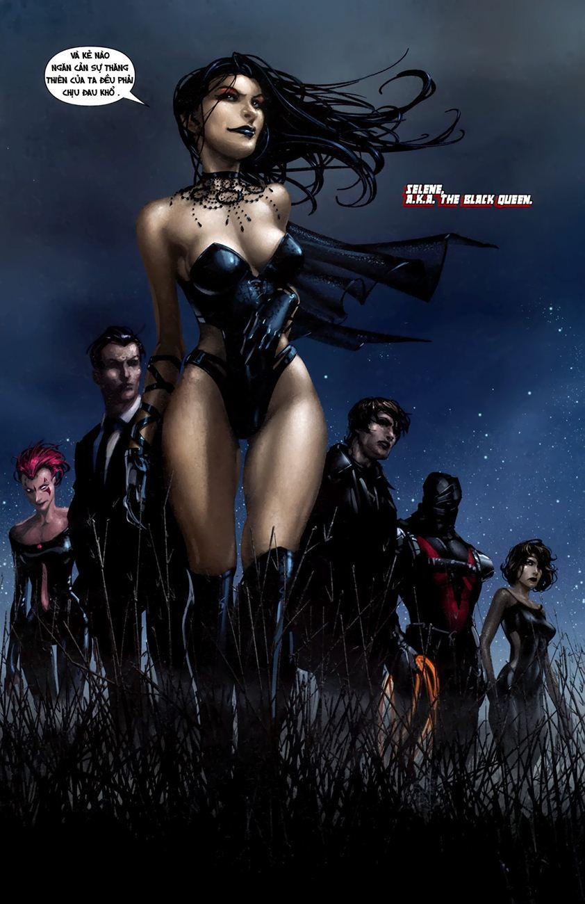 X-Men Necrosha chap 1 trang 6