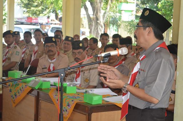 Kwartir Cabang Gerakan Pramuka Banyumas akan menggelar Musyawarah Cabang (Musacab) di Sanggar Bhakti Pramuka Purwokerto, Sabtu (28/05/16) mendatang. Kepastian tersebut merupakan hasil Pra Musyawarah Cabang (Pramuscab) yang digelar pada Sabtu (21/05/2016) kemarin.