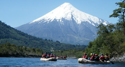 Adventure Tourism in Southern Chile