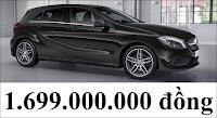 Giá xe Mercedes A250 2019