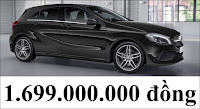 Giá xe Mercedes A250 2020