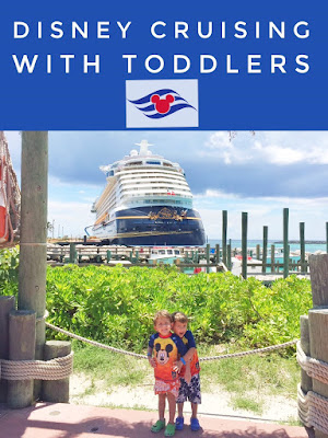 Tips for Going on a Disney Cruise with Toddlers & Preschoolers