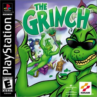 The Grinch - PS1 - ISOs Download