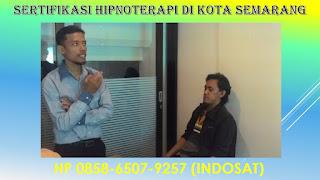 Pelatihan Hipnoterapi Semarang 2016 2017