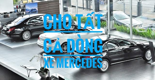 Chương trình khuyến mãi tại Mercedes Đà Nẵng được áp dụng cho tất cả các dòng xe Mercedes tại thị trường Việt Nam