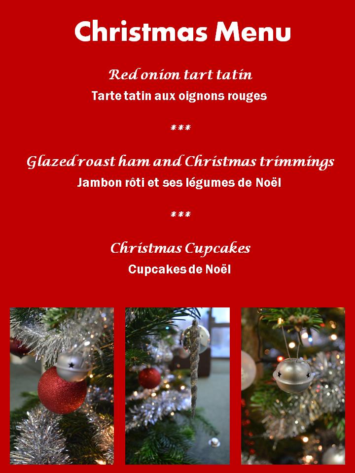 superb menu de noel original 3 17 best images about projet de noel on pinterest christmas. Black Bedroom Furniture Sets. Home Design Ideas