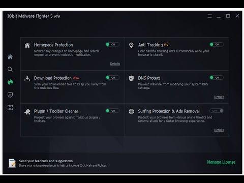 Resultado de imagen de IObit Malware Fighter Pro