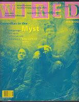 Los creadores de Myst en la revista Wired