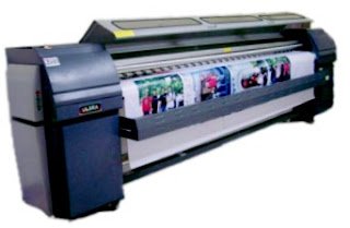 Mesin Sablon Spanduk Digital