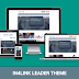 IN4LINK Leader Theme Responsive Blogger Template