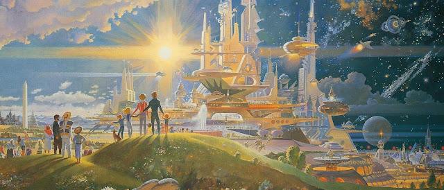 Задание: какое будущее нас ждёт, как изменится наша жизнь.
