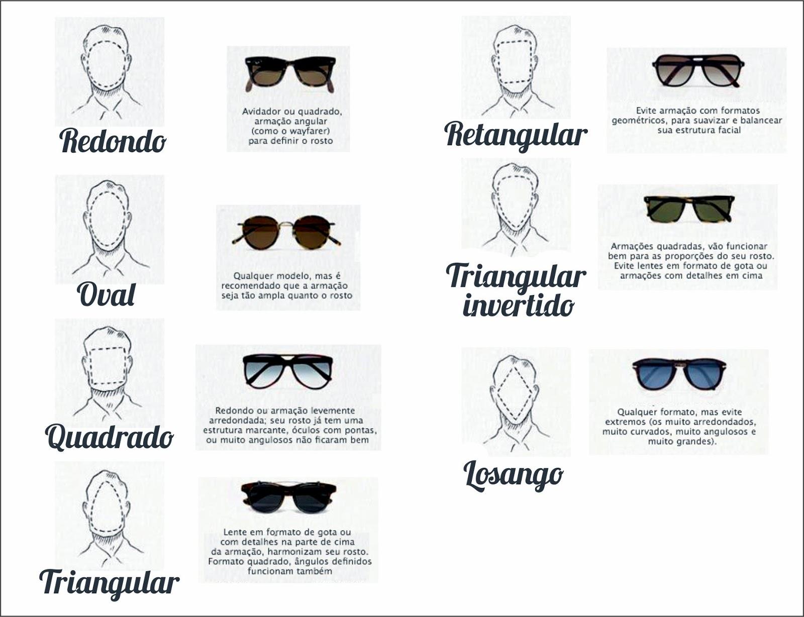 ff98feda3c62d Qual óculos de sol combina com seu rosto  - MorenaMine