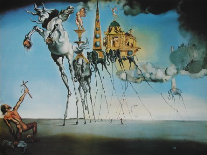 peuple de papier: Salvador Dali