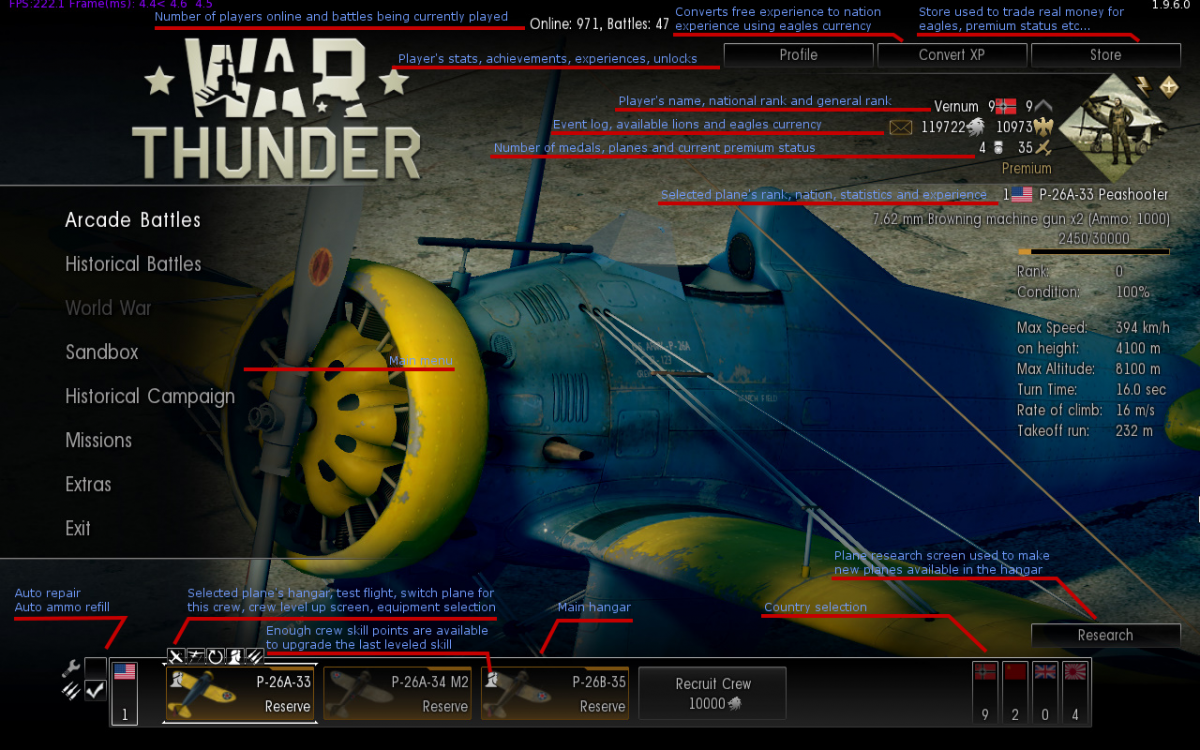 War Thunder Beginner's Guide | GuideScroll