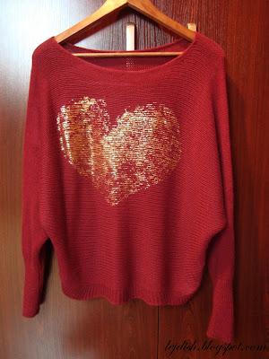 ciepłe swetry zagościły w mojej szafie