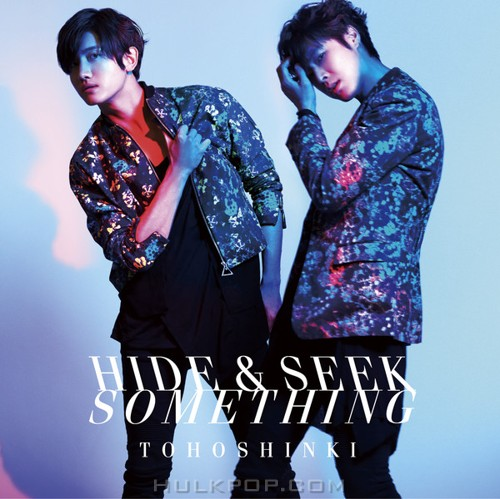TOHOSHINKI – Hide & Seek / Something – EP (ITUNE)