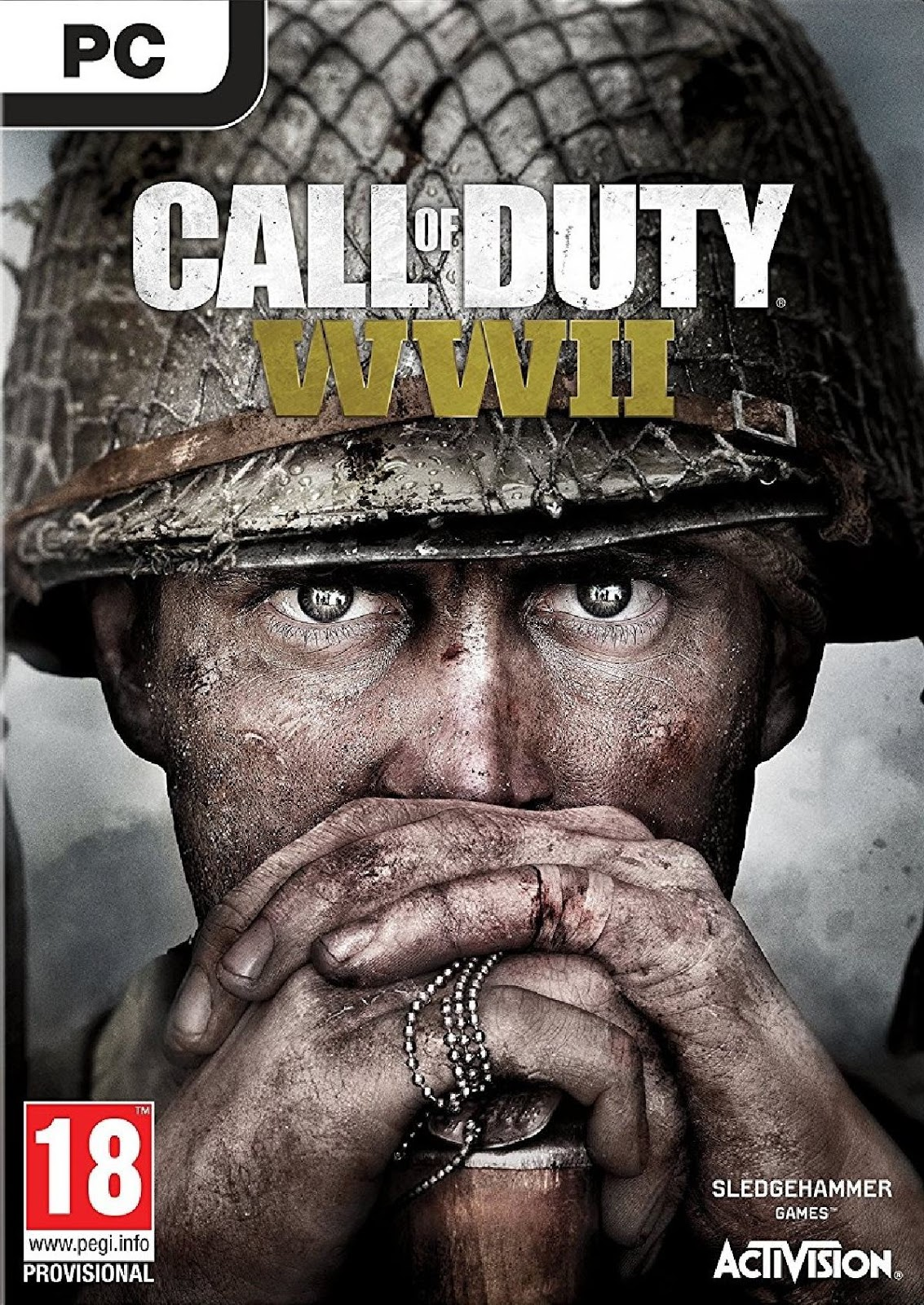 Call of Duty WWII PC Full ESPAÑOL Cover Caratula