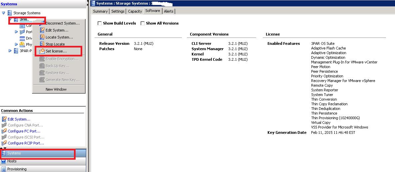 HP 3PAR License Update Process |Virtualcloudz