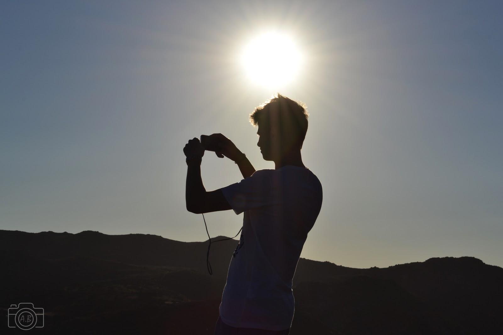 Soleil, photographie