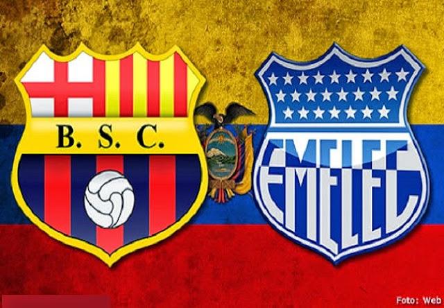 Resultado de imagen para Barcelona SC vs Emelec