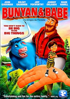 Bunyan e Babe: Os Amigos da Floresta Torrent (2018) Dual Áudio / Dublado WEB-DL 720p | 1080p – Download