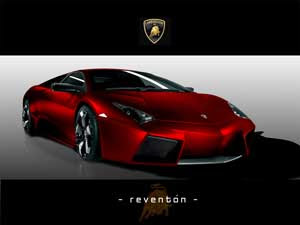 red lamborghini reventon wallpaper
