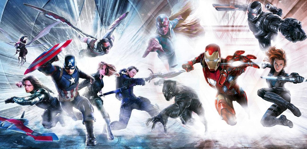 Captain America Civil War Wallpapers Download