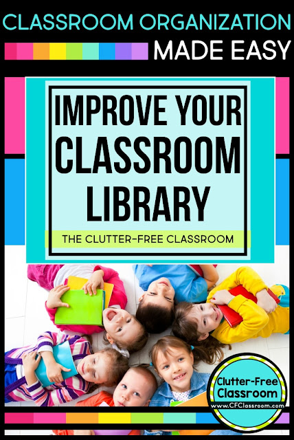 This post explains how a veteran teacher finally figured our how to organize her classroom in a way that made it easy for her students to use and manage.