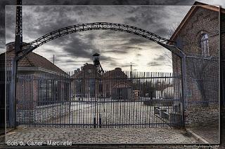wide gate