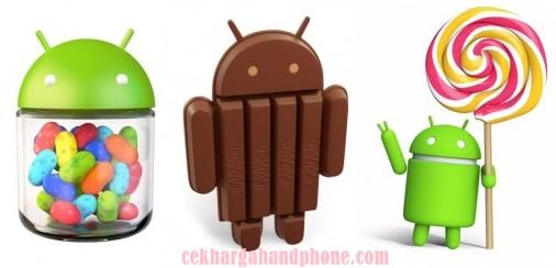 Cara Update Android Jellybean, Kitkat, Lollipop Dengan Mudah
