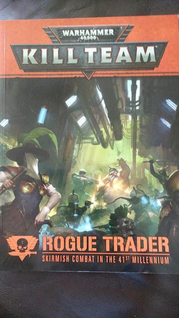 Rogue Trader Kill Team