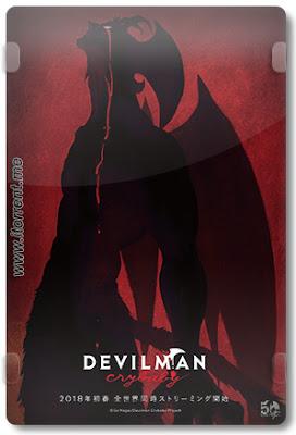 DEVILMAN: crybaby 1ª Temporada