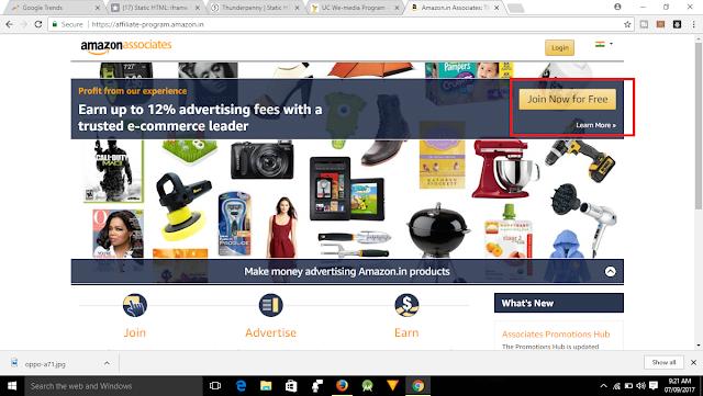 Amazon Affilate