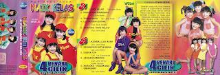 4 penari cilik album naik kelas http://www.sampulkasetanak.blogspot.co.id