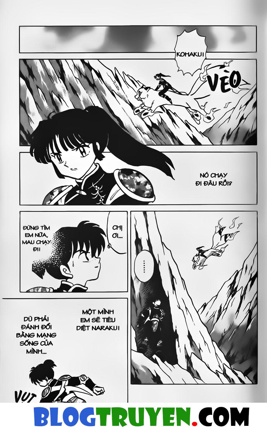 Inuyasha vol 38.3 trang 6
