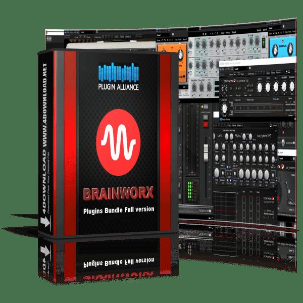 Brainworx Plugins Bundle v2.0.0 Full version