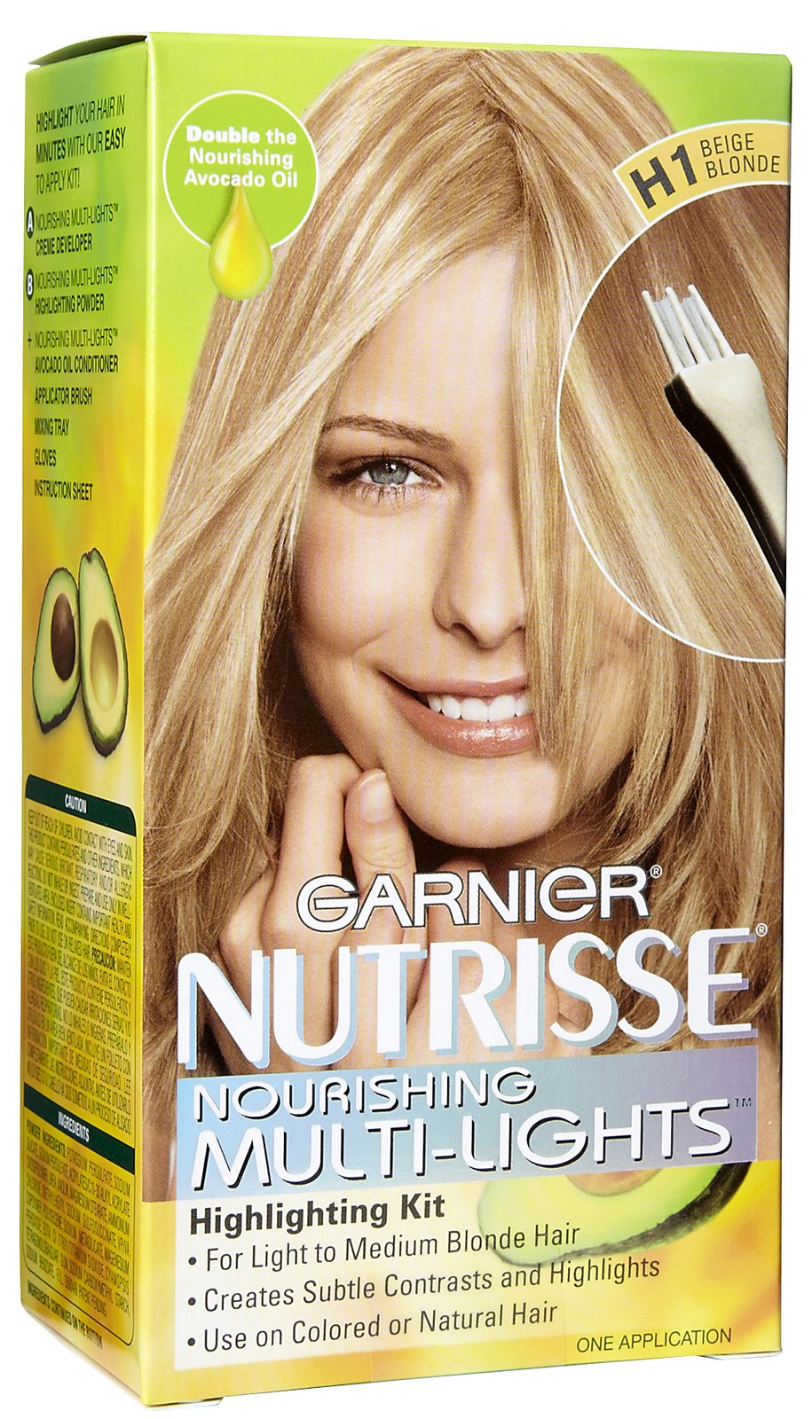 Nutrisse Multi Lights Kit Hairstyle Inspirations 2018