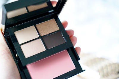 Bobbi Brown 'Sultry Nude' eye and cheek palette