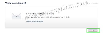 Verify Your Apple ID