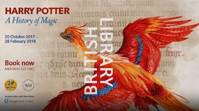 Exposição 'Harry Potter: A History of Magic' está disponível para visitação online através do Google | Ordem da Fênix Brasileira