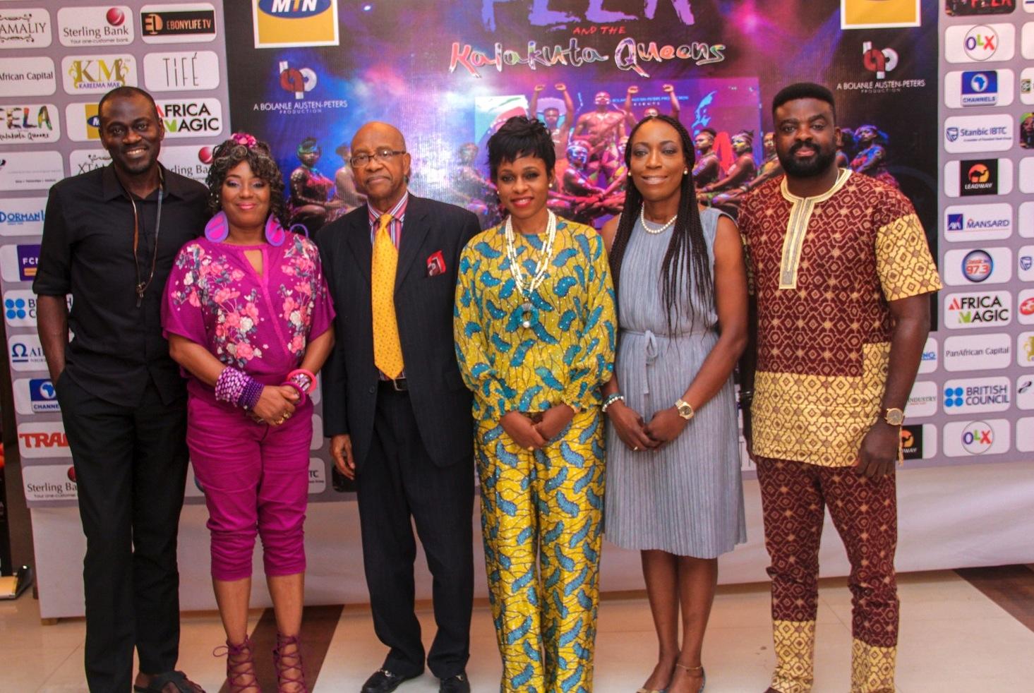African Arts with Taj: 'Fela and the Kalakuta Queens