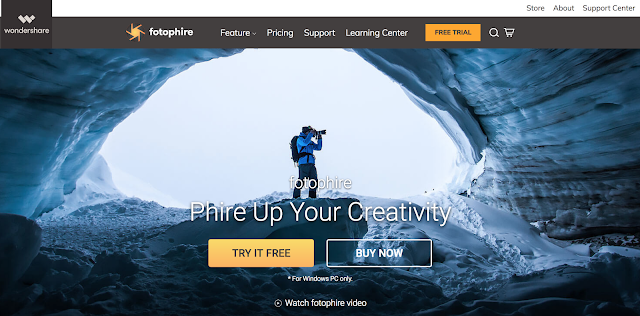 Fotophire : Photo Editing Software For Creative People