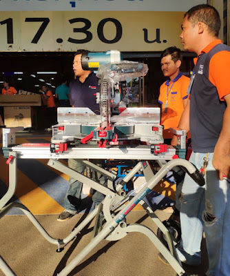 Thailand Bosch Compound Miter Saw