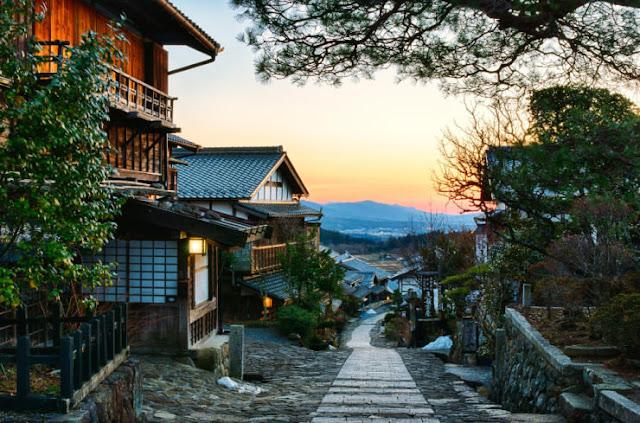 Nakasendo Highway, Jepang