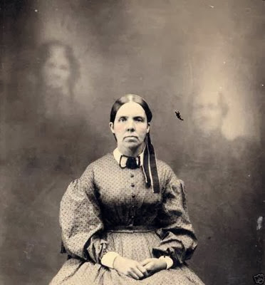 Ghost Hunting Theories Victoria Era Creepy Photographs