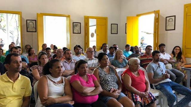 Jacobina: preservação de cachoeira e qualidade da água são discutidas em audiência pública