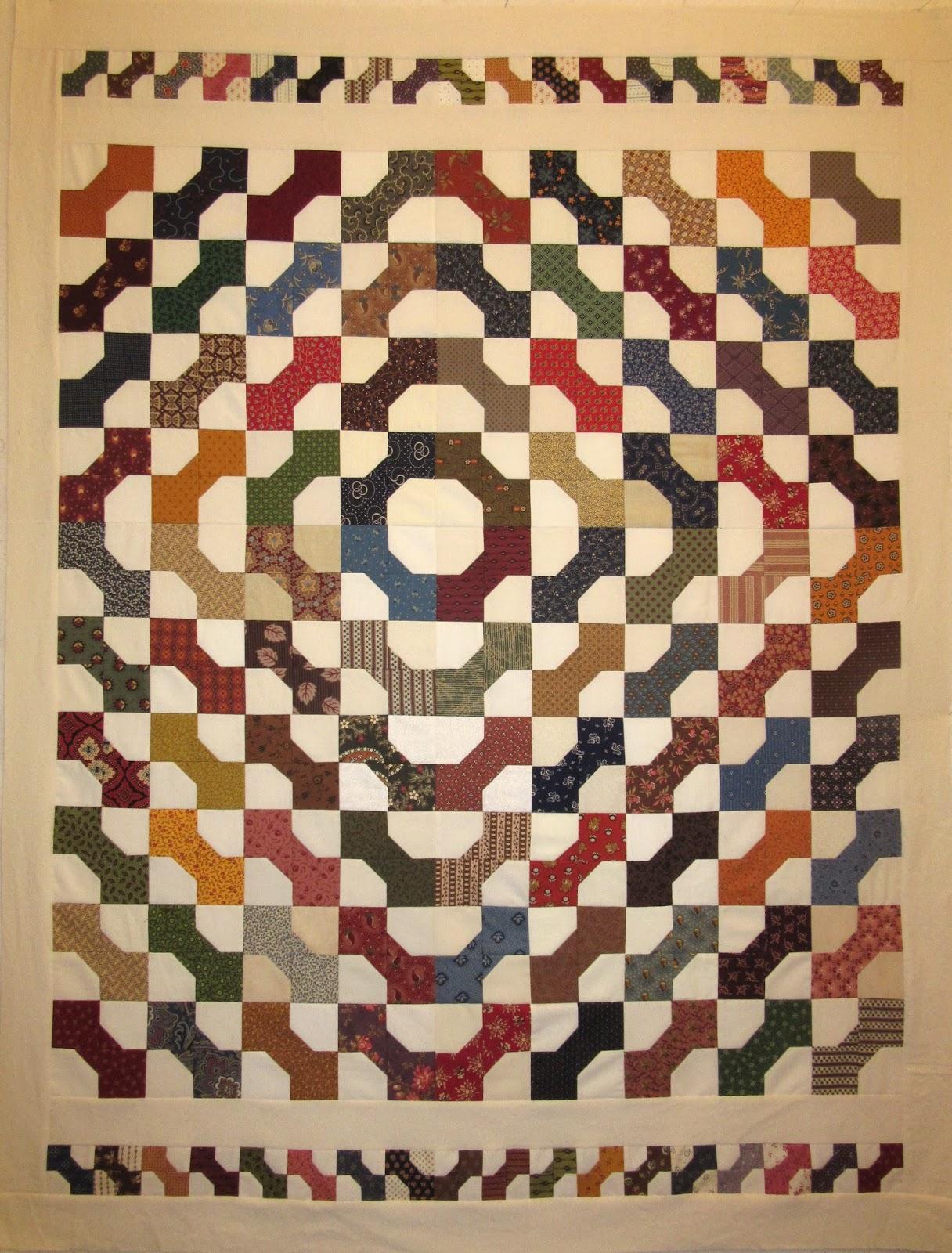 Kathy's Quilts: Bow Ties : bow tie quilt block - Adamdwight.com