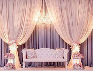 2017 pelamin simple cantik