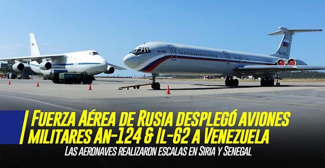 6 - Dictadura de Nicolas Maduro - Página 35 Aviones%2BRusos%2BEn%2BVenezuela